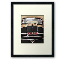 V8 FORD TRUCK Framed Print