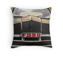 V8 FORD TRUCK Throw Pillow