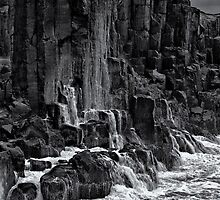 The Bombo Cascades by Ian English