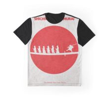 Seven Samurai Graphic T-Shirt
