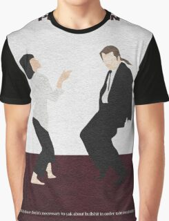 Pulp Fiction 2 Graphic T-Shirt