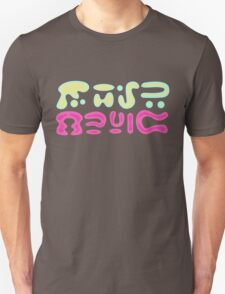 Planet Music - Rick and Morty T-Shirt