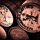 Alexander Keith&#x27;s Barrels by jphphotography