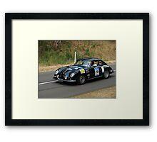1959 Porsche Framed Print