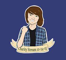SVGJason 2015 Charity Stream Unisex T-Shirt