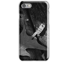 Morning on the Deck iPhone Case/Skin