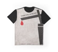 There Will Be Blood Graphic T-Shirt