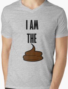 I am the shit Mens V-Neck T-Shirt