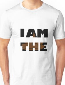 I am the shit INSIDE Unisex T-Shirt