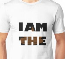 I am the shit INSIDE Unisex T-Shirt
