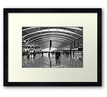 Destination Shanghai Framed Print
