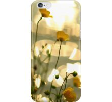 Portraits of Nature - Glittering  iPhone Case/Skin