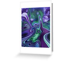 How Many Worlds Are Out There?  Greeting Card