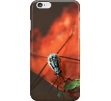 Eco Series - Guardian of the pond iPhone Case/Skin