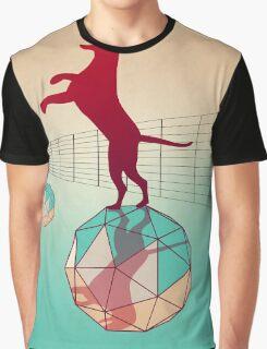 dog Graphic T-Shirt