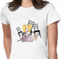 Twisted Tales - Goldilocks - Tee Womens Fitted T-Shirt