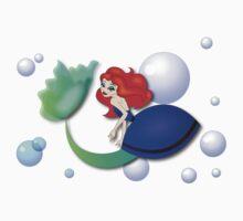 Twisted Tales - The Little Mermaid Tee Kids Tee