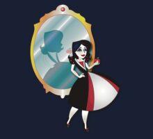 Twisted Tales - Snow White Tee Kids Tee