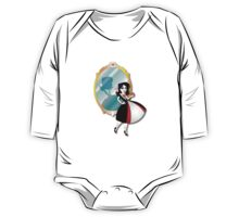 Twisted Tales - Snow White Tee One Piece - Long Sleeve