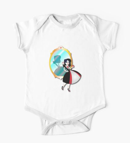 Twisted Tales - Snow White Tee One Piece - Short Sleeve
