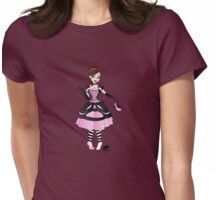 Twisted Tales - Cinderella Tee Womens Fitted T-Shirt