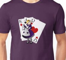 Twisted Tales - Alice in Wonderland Unisex T-Shirt