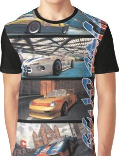 Sega Scudrace Graphic T-Shirt