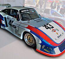 Porsche 935/78 Moby Dick by Stuart Row