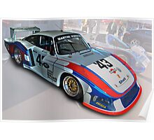 Porsche 935/78 Moby Dick Poster