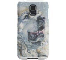 Great Pyrenees  Fine Art Painting Samsung Galaxy Case/Skin