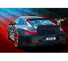 Porsche GT3 RS Photographic Print