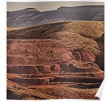 Tom Price Mining Poster