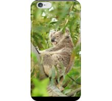 Koala Rescue fundraiser iPhone Case/Skin