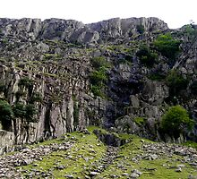 The rugged beauty of Snowdonia by tunna