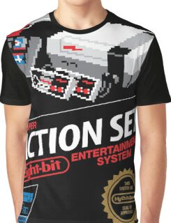 Super Action Set Graphic T-Shirt