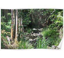 hogans rainforest ... Poster