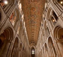 Ely Cathedral by Elizabeth Tunstall