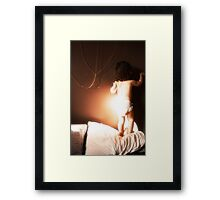 Morning Time Framed Print
