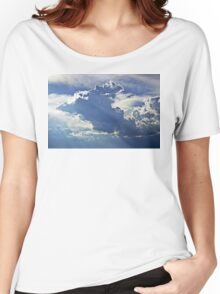 Partly Cloudy II Women's Relaxed Fit T-Shirt