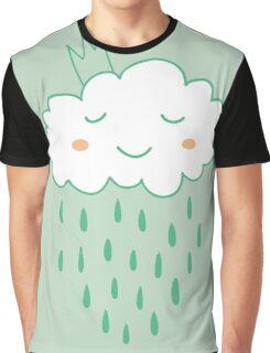 Smiling cloud Graphic T-Shirt