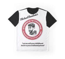 Michael Davidson's Comics 'n Things - White Tiger edition Graphic T-Shirt