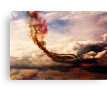 Red Arrows 3 Canvas Print