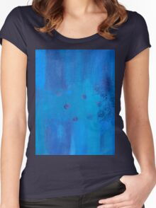 Water of the Keys Women's Fitted Scoop T-Shirt