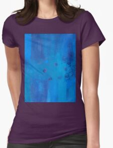 Water of the Keys Womens Fitted T-Shirt