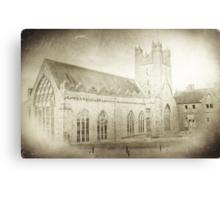 Black Abbey Kilkenny Canvas Print