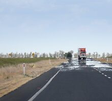 Roadtrain Heat by trekarts