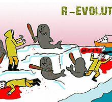 Seals revenge! by garigots