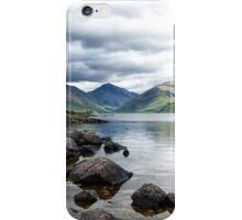 Wastwater Morning Calm iPhone Case/Skin