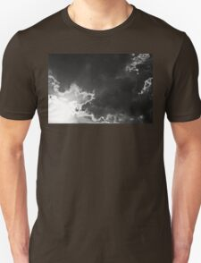 Partly Cloudy IV Unisex T-Shirt