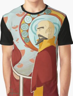 Tenzin Nouveau Graphic T-Shirt